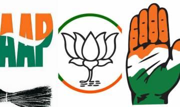Rajouri Garden bypoll: Authentic voting processes for AAP, BJP, Congress