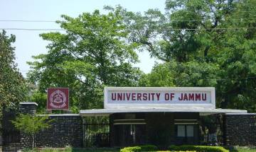 Jammu: ABVP allege disrespect to national anthem by Kashmir students