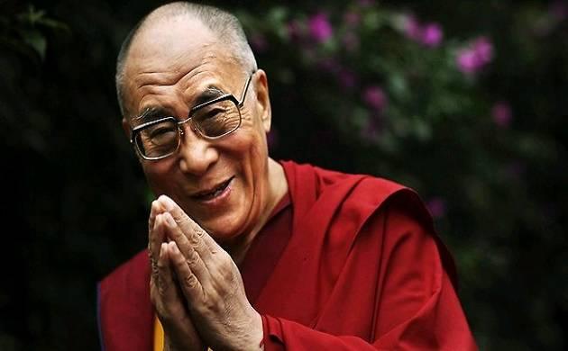 File photo of the Dalai Lama