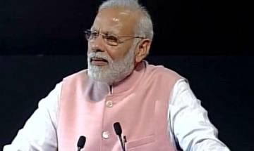 Along with India, all neighbouring countries should usher on the path of progress: PM Modi