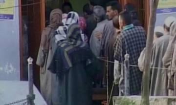 Lok Sabha Bypoll: Stone-pelting in some areas of Srinagar constituency