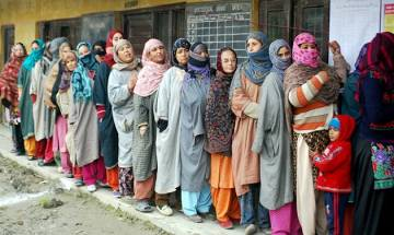 Total 6.5% voting recorded in Srinagar bypolls