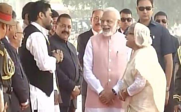 Bangladesh welcomes PM Modi's commitment to 'early solution' to Teesta (ANI Image)