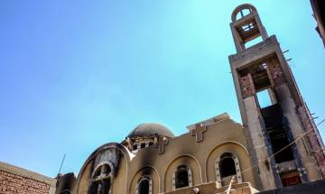 Three month state of emergency: 45 dead, 119 injured in ISIS blasts at Egypt's Coptic churches