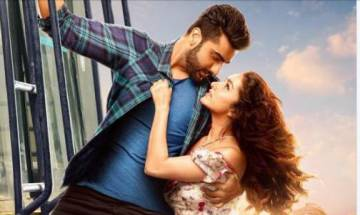Half Girlfriend new poster: Shraddha-Arjun starrer is seen holding on to each other