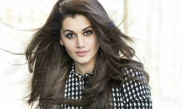 Taapsee Pannu on 'Judwaa 2': I am least nervous about it