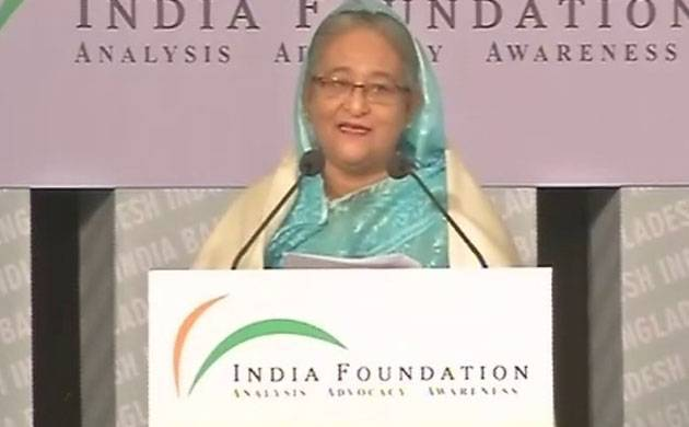 Bangladesh PM Sheikh Hasina (Image: ANI)