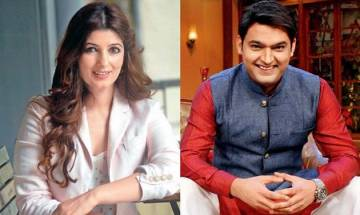 Twinkle Khanna's take on Kapil Sharma, says above 30000 feet anything can be a weapon, even slippers and scotch