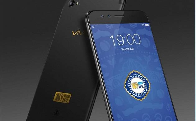 Vivo V5Plus matte black
