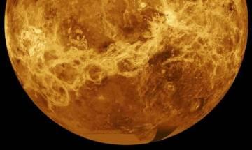 A lookalike of Venus discovered using NASA's Kepler space telescope