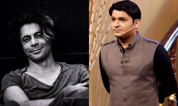 Did Sunil Grover just take a sly dig on Kapil Sharma with his 'shoe' post on Instagram?
