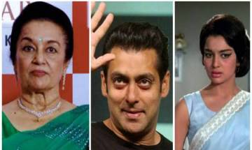 Salman Khan: Today's actresses need to learn from yesteryear Bollywood divas
