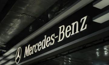 Mercedes Benz India registers best ever quarterly sales at 3,650 units