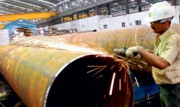 Manufacturing pulls down factory output, IIP contracts 1.2 percent in February