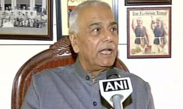 J&K bypoll   Nobody wants to risk their lives by casting votes, says Yashwant Sinha
