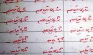 Ayodhaya Bank has 'Shri Sita Ram' deposited in Urdu, Arabic with crores of notebooks