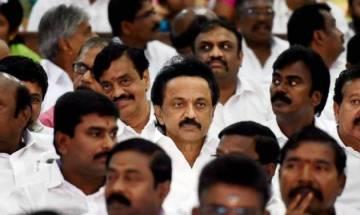 RK Nagar bypoll: DMK leaders meet Tamil Nadu Governor, seek CM Palanisami's dismissal