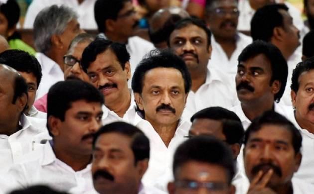 RK Nagar bypoll: DMK leaders meet Tamil Nadu Governor, seek CM Palanisami's dismissal - file photo