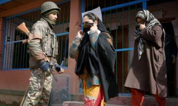 Srinagar LS bypoll: Fresh elections to be held in 38 polling stations on April 13