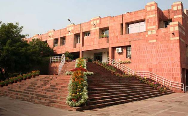 JNU campus- file photo
