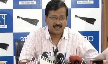 MCD polls: Kejriwal demands withdrawal of tampered EVMs, calls for implementation of VVPAT machines