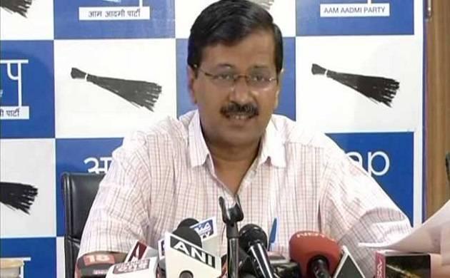 Arvind Kejriwal demands withdrwal of tampered EVM's for MCD polls in Rajasthan