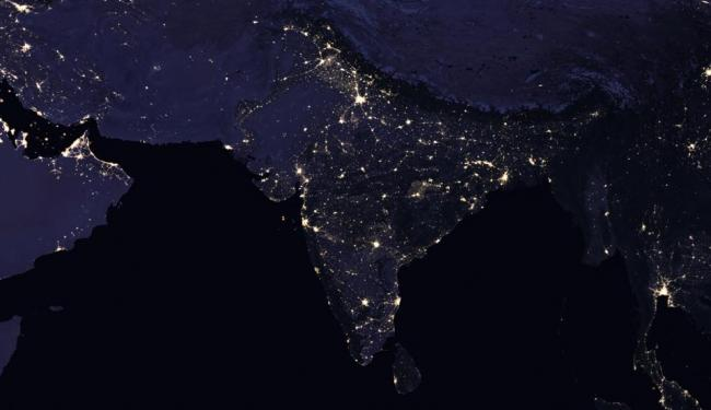 NASA releases India's night lights pictures: It's ...