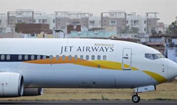 Jet Airways domestic plane gets hit by bird; flight cancelled