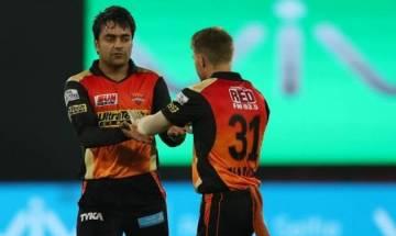 IPL 2017: SRH captain David Warner hails Rashid Khan's preparedness to tackle Wankhede dew