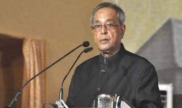 GST bill: President Pranab Mukherjee clears four supporting legislations