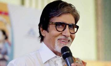 Big B creates buzz on social media with his new look!