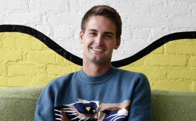 Snapchat CEO Evan Spiegel (Source: PTI)