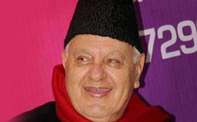Farooq Abdullah (File photo: PTI)