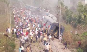 Rajya Rani derailment: Sabotage angle cannot be ruled out, says Rampur SP