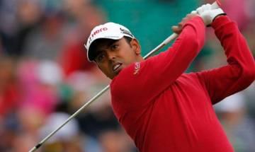 Golfer Anirban Lahiri makes cut at Hilton Head, lies Tied-16th