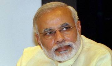BJP's national executive meet: It's time for taking a long jump to build new India by 2022, says PM Modi