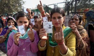 MCD polls: Over 1.10 lakh people eligible to exercise their franchise for first time