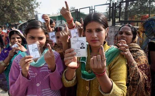 Over 1.10 lakh people eligible to exercise their franchise for first time in MCD polls (PTI Image)