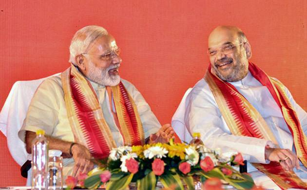 BJP National Executive meet: Party underlines commitment to build Ram Temple (PTI Photo)