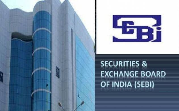 Securities Exchange Board of India - File photo