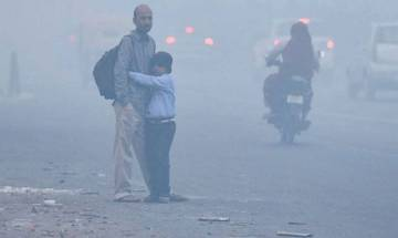 Delhi smog set to return as crop burning resumes in North India