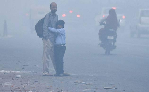 Crop burning deteriorates air quality in Delhi-NCR