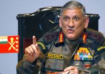 General Bipin Rawat reminds top commanders about strong image of Army amid human shield video