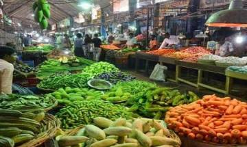WPI inflation for March slips to 5.7 percent as manufacturing goods cost decline, vegetables prices record steep jump
