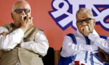 Babri demolition case: Apex Court allows framing of conspiracy charges against Advani, MM Joshi; Twitter reacts