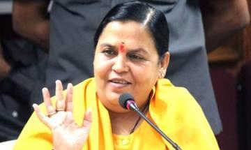 Babri case: Ready to sacrifice life for construction of Ram temple, says Uma Bharti