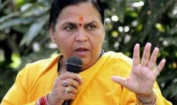 Babri case | Uma Bharti on SC order: 'I am ready to sacrifice my life in Ayodhya issue'