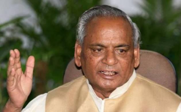 Rajasthan Governor Kalyan Singh- file photo