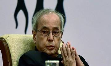Pranab Mukherjee expresses grief over Himachal bus accident
