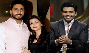 Abhishek Bachchan Aishwarya Rai 10 years completion, Karan Johar gifts a special treat to couple
